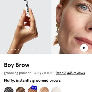 Glossier boy Brow